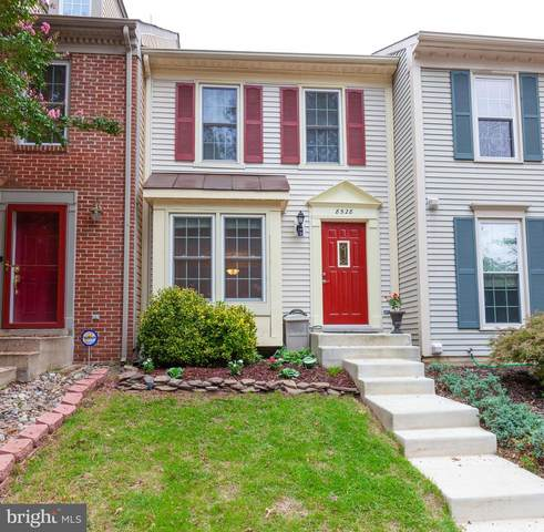 8528 Springfield Oaks Drive, SPRINGFIELD, VA 22153 (#VAFX1154834) :: Debbie Dogrul Associates - Long and Foster Real Estate