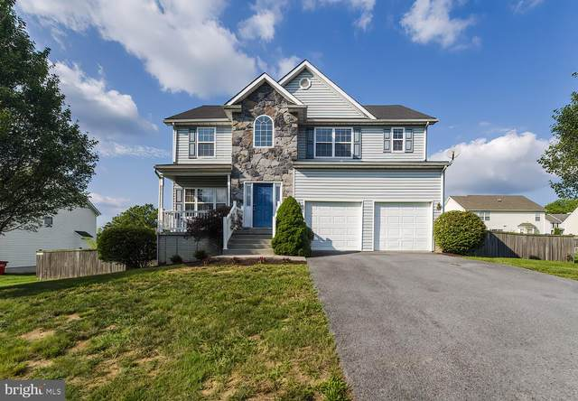 466 Thayers Gull, MARTINSBURG, WV 25405 (#WVBE180272) :: The MD Home Team