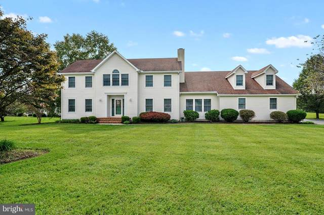 1107 Quail Run, CAMDEN WYOMING, DE 19934 (#DEKT241856) :: REMAX Horizons