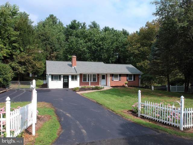 4051 Old Federal Hill Road, JARRETTSVILLE, MD 21084 (#MDHR251746) :: The Licata Group/Keller Williams Realty