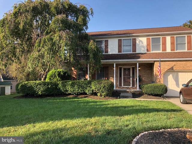 401 Montgomery Court, FOREST HILL, MD 21050 (#MDHR251748) :: Advance Realty Bel Air, Inc