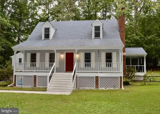 290 Wilson Street, BUMPASS, VA 23024 (#VALA121952) :: Debbie Dogrul Associates - Long and Foster Real Estate