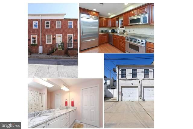613 S Port Street, BALTIMORE, MD 21224 (#MDBA524118) :: Arlington Realty, Inc.