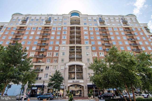 1915 Towne Centre Boulevard #705, ANNAPOLIS, MD 21401 (#MDAA446468) :: Dart Homes