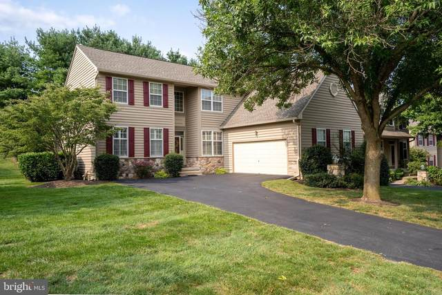 461 Crescent Drive, WEST CHESTER, PA 19382 (#PACT516178) :: The John Kriza Team