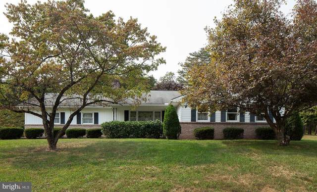 2 Red Fox Lane, MECHANICSBURG, PA 17050 (#PACB127850) :: The Heather Neidlinger Team With Berkshire Hathaway HomeServices Homesale Realty