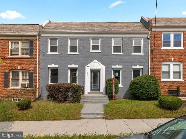 1312 Adams Street NE #4, WASHINGTON, DC 20018 (#DCDC486814) :: SP Home Team