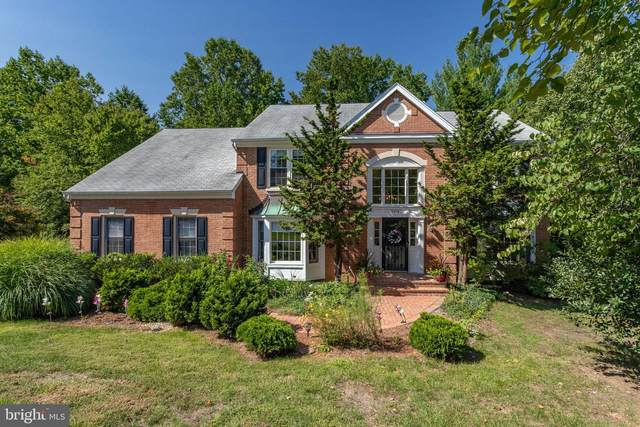 5354 Ashleigh Road, FAIRFAX, VA 22030 (#VAFX1155002) :: RE/MAX Cornerstone Realty