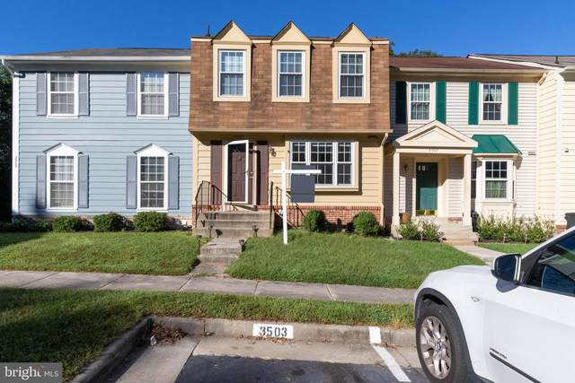 3505 Aviary Way, WOODBRIDGE, VA 22192 (#VAPW504700) :: Debbie Dogrul Associates - Long and Foster Real Estate