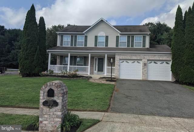 2031 Knotty Pine Drive, ABINGDON, MD 21009 (#MDHR251774) :: Colgan Real Estate