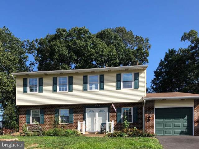 8151 Bayberry Court, MANASSAS, VA 20110 (#VAMN140432) :: Lucido Agency of Keller Williams