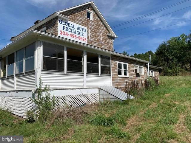 19400 Northwestern Pike, AUGUSTA, WV 26704 (#WVHS114700) :: Hill Crest Realty