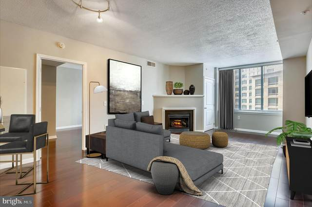 851 N Glebe Road #920, ARLINGTON, VA 22203 (#VAAR169554) :: The Putnam Group