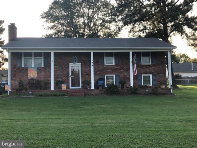 805 Edwards Drive, FREDERICKSBURG, VA 22405 (#VAST225646) :: Jennifer Mack Properties