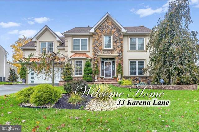 33 Karena Lane, LAWRENCEVILLE, NJ 08648 (#NJME301852) :: Holloway Real Estate Group