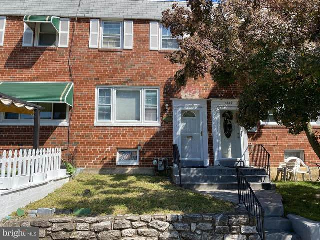 1229 Tyler Street, NORRISTOWN, PA 19401 (#PAMC663686) :: The Lux Living Group