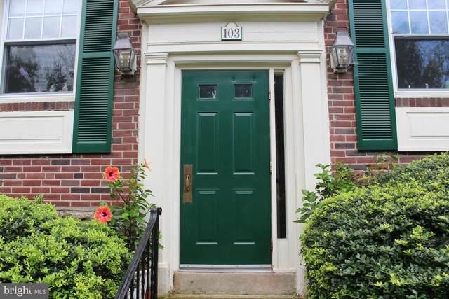 500 E Lancaster Ave Park 103B, WAYNE, PA 19087 (#PADE527322) :: The John Kriza Team