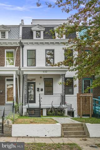 532 Taylor Street NW #1, WASHINGTON, DC 20011 (#DCDC486906) :: The Riffle Group of Keller Williams Select Realtors