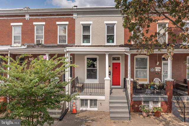 332 E 27TH Street, BALTIMORE, MD 21218 (#MDBA524190) :: The MD Home Team