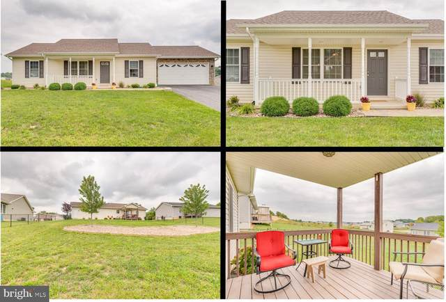 214 Spyglass Drive, MARTINSBURG, WV 25403 (#WVBE180308) :: Pearson Smith Realty