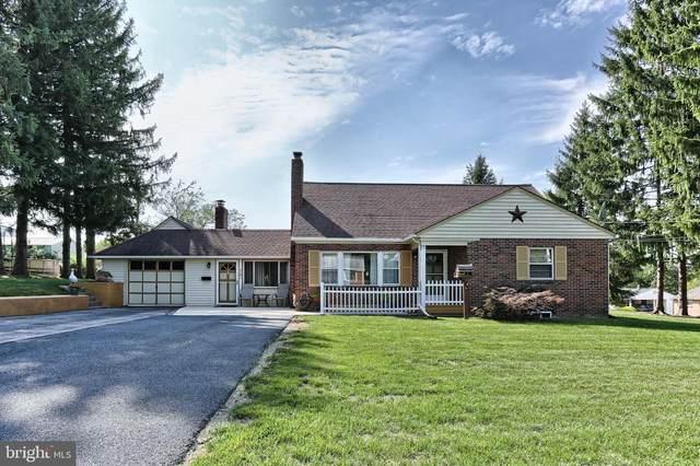510 N 36TH Street, HARRISBURG, PA 17109 (#PADA125716) :: The Joy Daniels Real Estate Group