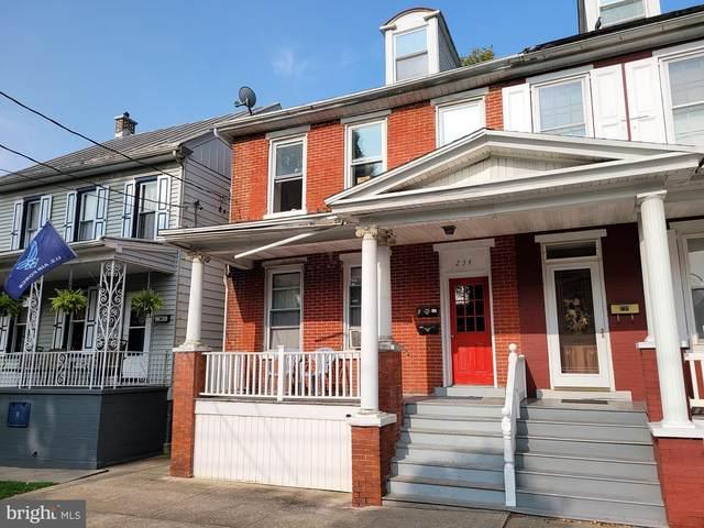 234 S Tulpehocken Street, PINE GROVE, PA 17963 (#PASK132394) :: John Lesniewski | RE/MAX United Real Estate