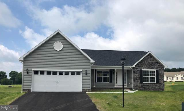 57 Huntmaster Drive, HANOVER, PA 17331 (#PAYK145346) :: TeamPete Realty Services, Inc