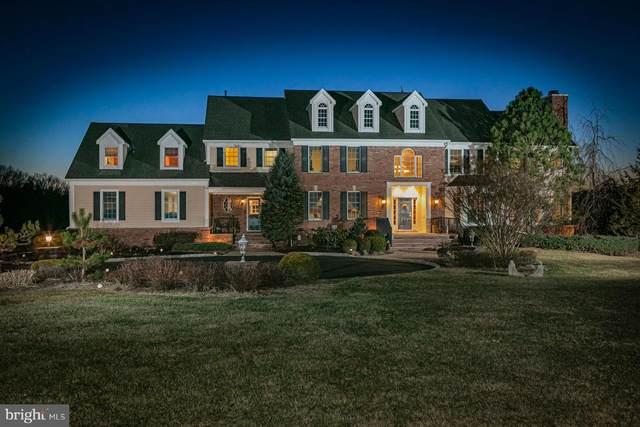 12 Benson Lane, SKILLMAN, NJ 08558 (MLS #NJME301862) :: The Dekanski Home Selling Team