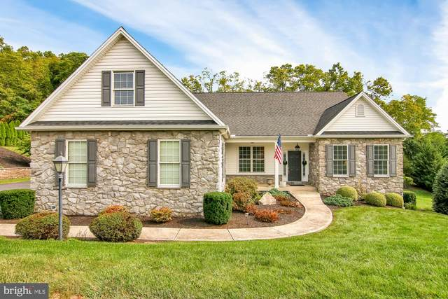 1605 Fox Hollow Road, MECHANICSBURG, PA 17055 (#PACB127872) :: The Joy Daniels Real Estate Group