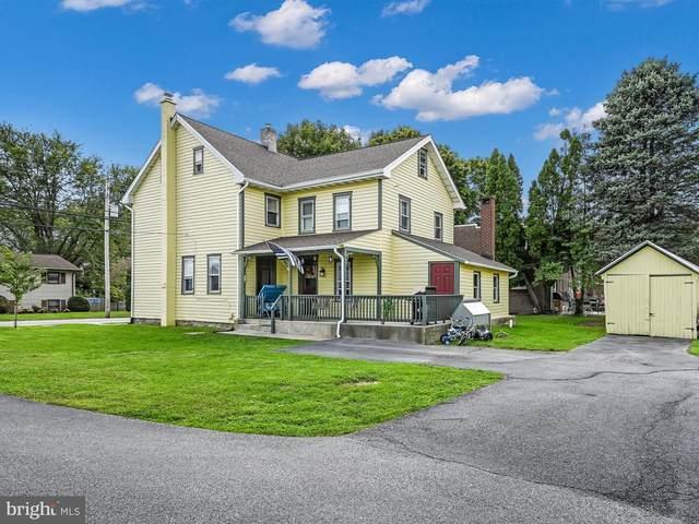 218 Miller Street, STRASBURG, PA 17579 (#PALA170084) :: The Craig Hartranft Team, Berkshire Hathaway Homesale Realty