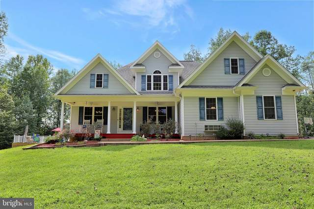 18339 Dogwood Trail, JEFFERSONTON, VA 22724 (#VACU142564) :: ExecuHome Realty
