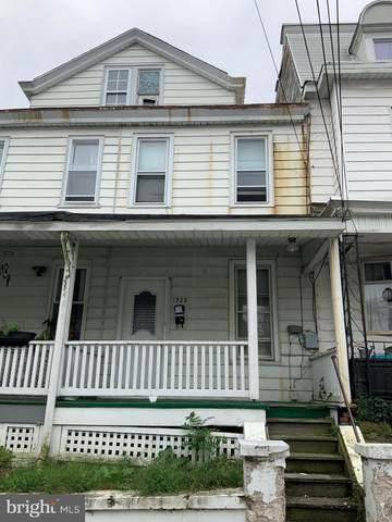 1323 W Norwegian Street, POTTSVILLE, PA 17901 (#PASK132396) :: The Joy Daniels Real Estate Group