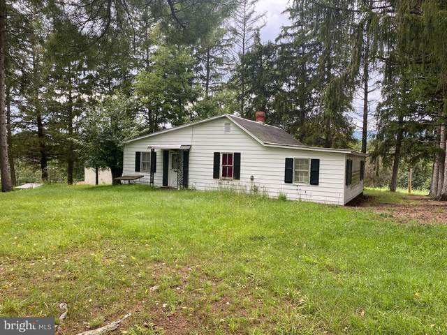 240 Oak Grove School, HEDGESVILLE, WV 25427 (#WVBE180316) :: Hill Crest Realty