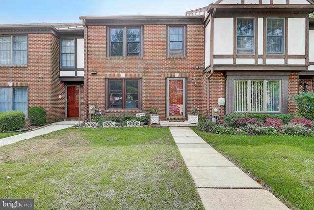 13 Dickens Square, LUTHERVILLE TIMONIUM, MD 21093 (#MDBC506514) :: SURE Sales Group