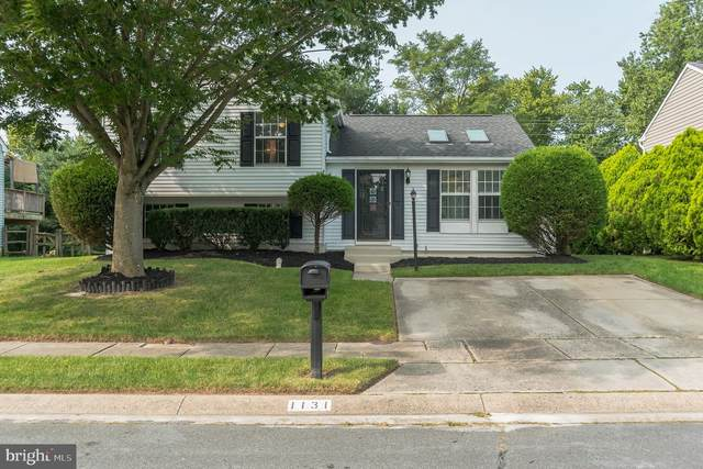 1131 Clover Valley Way, EDGEWOOD, MD 21040 (#MDHR251808) :: Crossman & Co. Real Estate