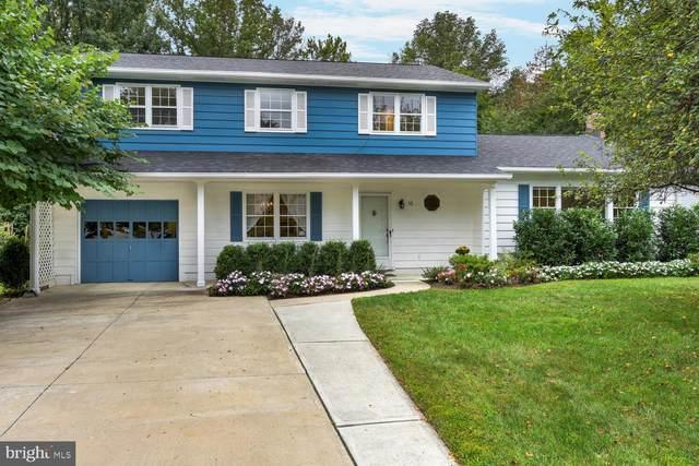 13 Colonial Lake Drive, LAWRENCE TOWNSHIP, NJ 08648 (#NJME301866) :: Pearson Smith Realty