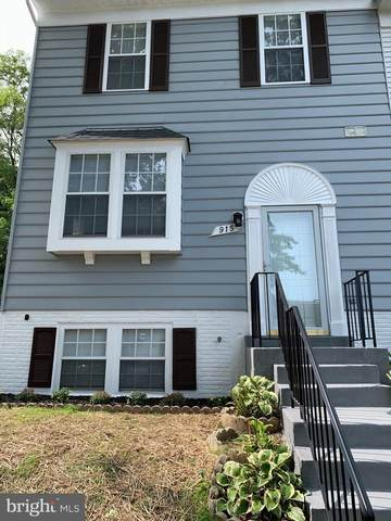 915 Newington Court, CAPITOL HEIGHTS, MD 20743 (#MDPG581230) :: AJ Team Realty