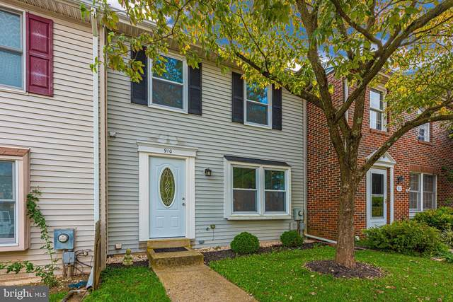 910 Merridale Boulevard, MOUNT AIRY, MD 21771 (#MDCR199674) :: Jim Bass Group of Real Estate Teams, LLC