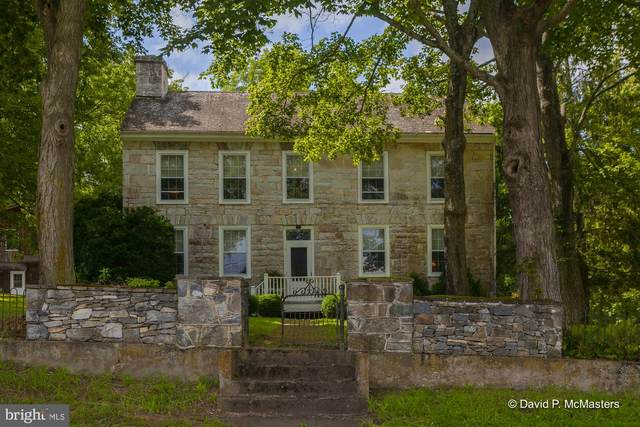 4995 Engle Molers Road, SHEPHERDSTOWN, WV 25443 (#WVJF140156) :: AJ Team Realty