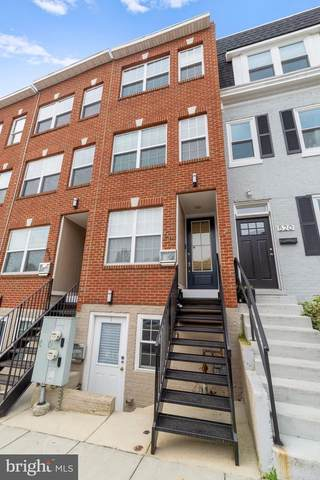 518 Hobart Place NW, WASHINGTON, DC 20001 (#DCDC486982) :: SP Home Team
