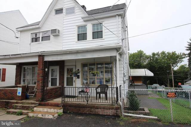 160 N Railroad Avenue, FRACKVILLE, PA 17931 (#PASK132398) :: ExecuHome Realty
