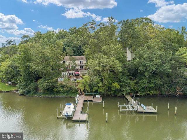 505 Overhill Drive, EDGEWATER, MD 21037 (#MDAA446564) :: Lucido Agency of Keller Williams