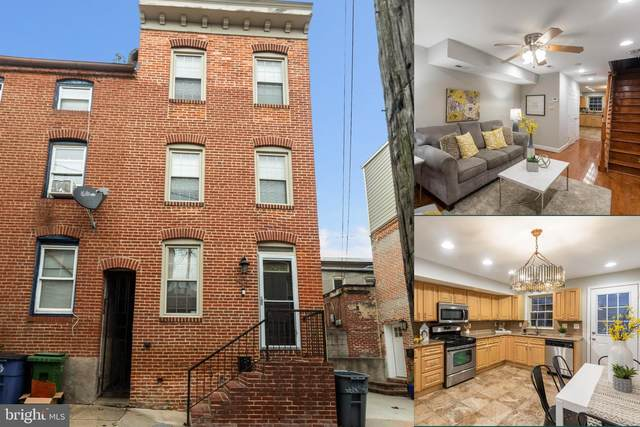 423 S Duncan Street, BALTIMORE, MD 21231 (#MDBA524226) :: The Riffle Group of Keller Williams Select Realtors