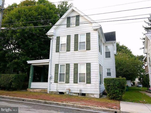 414 East Washington, CHAMBERSBURG, PA 17201 (#PAFL175238) :: TeamPete Realty Services, Inc