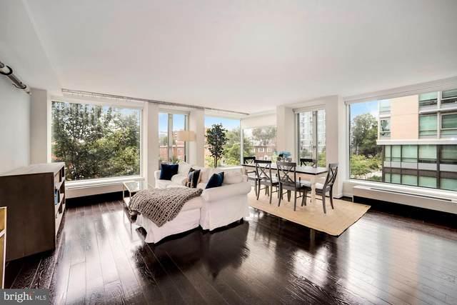 1101 3RD Street SW #113, WASHINGTON, DC 20024 (#DCDC486994) :: Jennifer Mack Properties