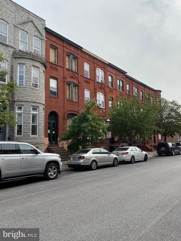 1811 Madison Avenue, BALTIMORE, MD 21217 (#MDBA524228) :: Jennifer Mack Properties