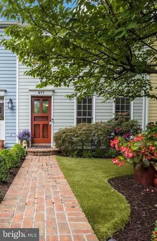 817 S Columbus Street, ALEXANDRIA, VA 22314 (#VAAX250992) :: Debbie Dogrul Associates - Long and Foster Real Estate
