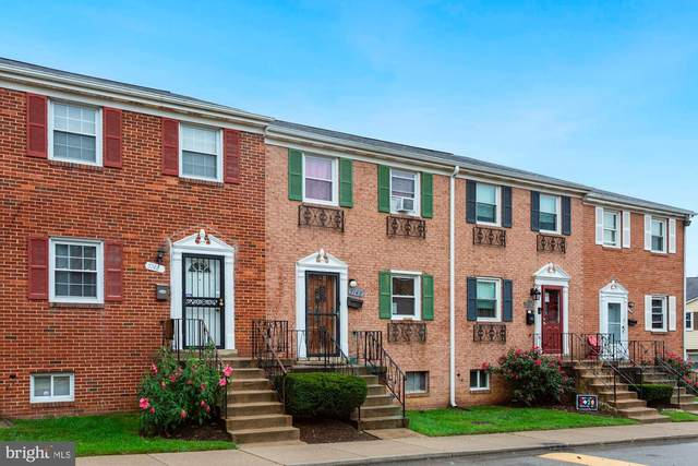 5148 Clacton Avenue #23, SUITLAND, MD 20746 (#MDPG581256) :: The Putnam Group