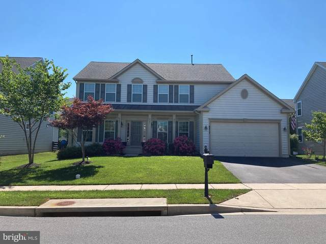 9817 Notting Hill Drive, FREDERICK, MD 21704 (#MDFR270794) :: The Licata Group/Keller Williams Realty