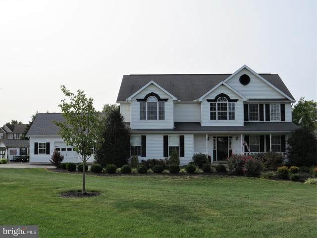7 Brentwood Court, LITTLESTOWN, PA 17340 (#PAAD113254) :: TeamPete Realty Services, Inc
